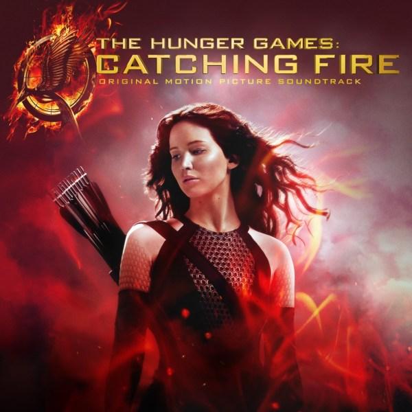 Hunger Games La Ragazza di Fuoco colonna sonora