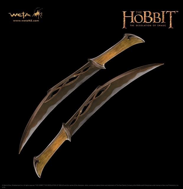 lo-hobbit-la-desolazione-di-smaug-armi di Tauriel 1