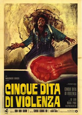 Cinque dita di violenza: recensione del film - Cinefilos.it