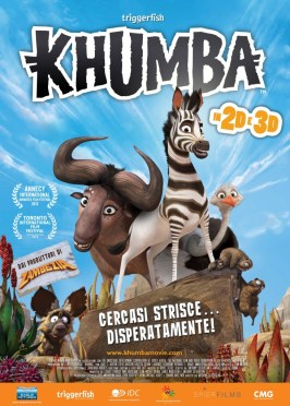 khumba recensione poster