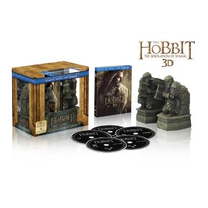Lo Hobbit La desolazione di Smaug blu-ray
