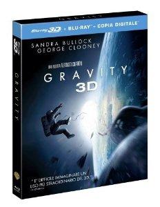 Gravity recensione blu-ray