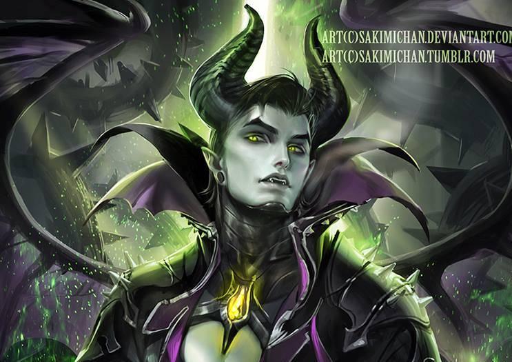 Evil Dark Spirit Girl Wallpaper Hd Genderswap I Personaggi Dei Film D Animazione Cambiano