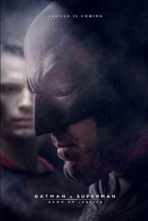 Batman v Superman Dawn of Justice fan poster 2