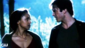 The Vampire Diaries 6- Damon e Bonnie