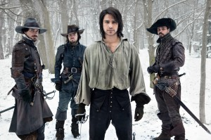 The Musketeers 2
