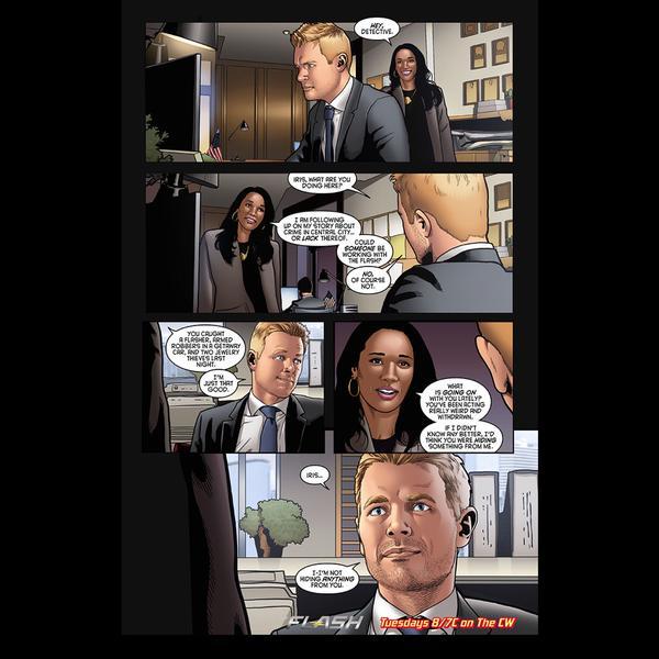 The Flash 1x18