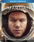 The Martian Blu Ray