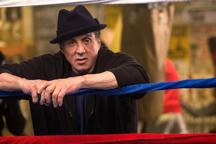 Creed 2 Sylvester Stallone
