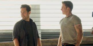 Captain AMerica Civil War, Chris Evans, Paul Rudd,