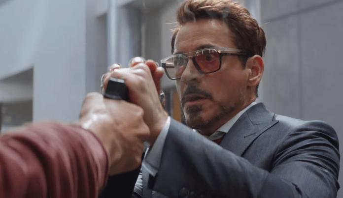 Captain America Civil War, Robert Downey jr,