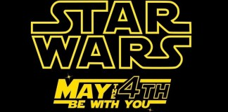 Star Wars Day 4 maggio