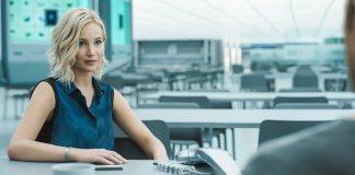 passengers Jennifer Lawrence