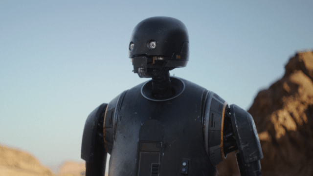 Rogue One - K2SO Han Solo