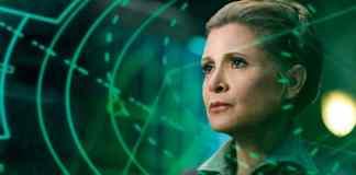 Star Wars Episodio IX carrie fisher Star Wars il Risveglio della Forza