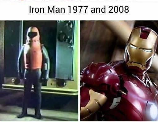Iron Man supereroi