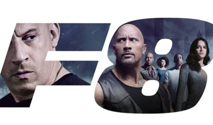 Fast and furious 8 film