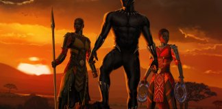 black panther immagine