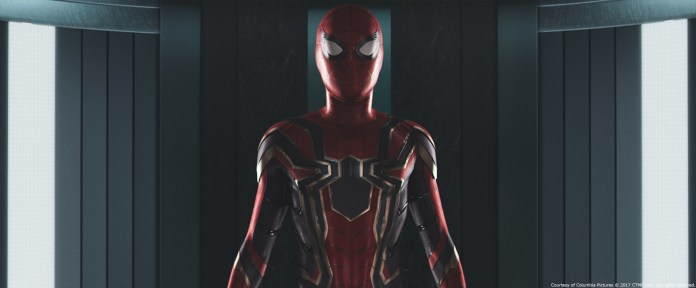 spider-man homecoming avengers: infinity war
