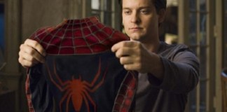 spider-man tom holland tobey maguire