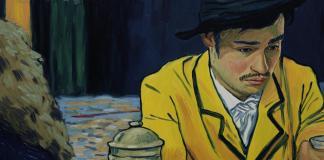 Loving Vincent film