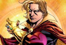 Guardiani della Galassia Vol. 3 Adam Warlock