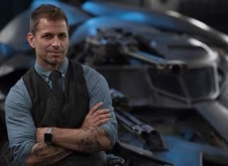 justice league Zack Snyder