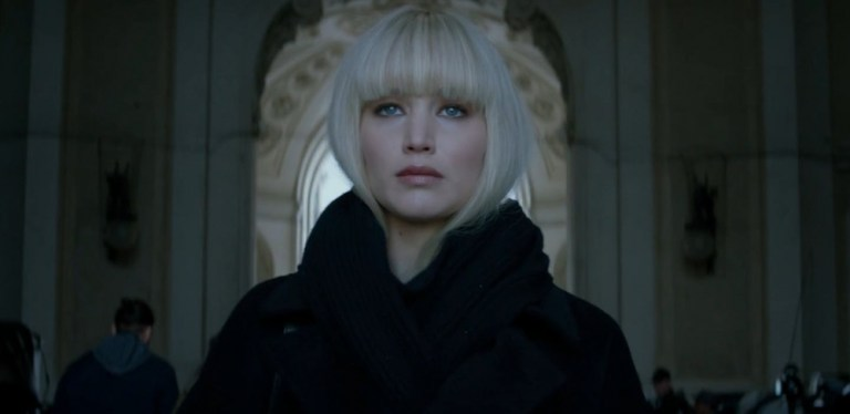 Red Sparrow – Film (2018)