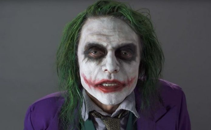 the joker origins