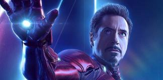 Avengers: Infinity War Robert Downey Jr.