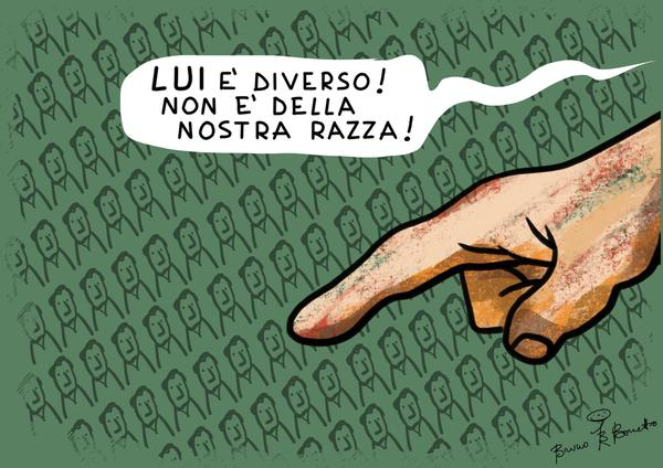 Cartoons of the Bay, fumetti contro leggi razziali a Torino