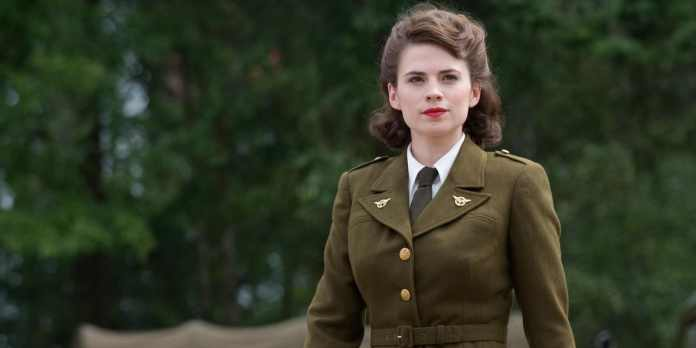 Hayley Hatwell Peggy Carter Avengers: Infinity War