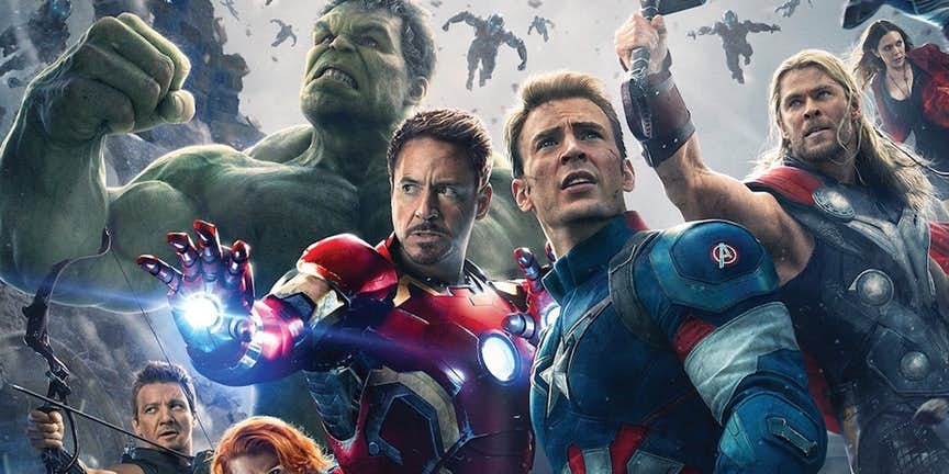 MarvelS The Avengers Age Of Ultron Stream