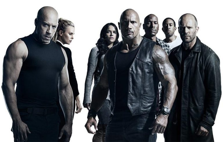 Fast and Furious 8 – Film (2017)