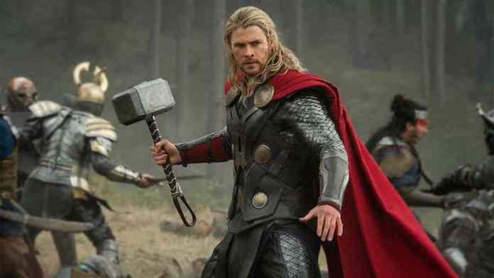 Chris Hemsworth filmografia