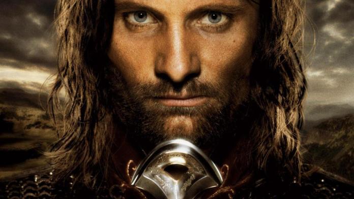 Viggo Mortensen il signore degli anelli