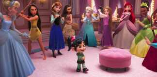 ralph spacca internet principesse disney