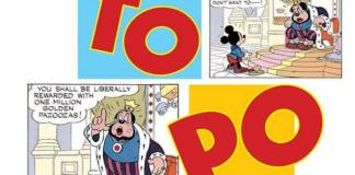 topolino Cartoons on the Bay