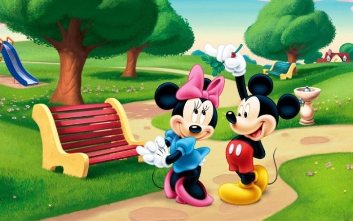 Mickey e Minnie dating o sposato
