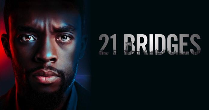21 Bridges city of crime recensione
