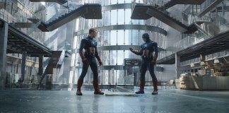 Avengers: Endgame cap vs cap