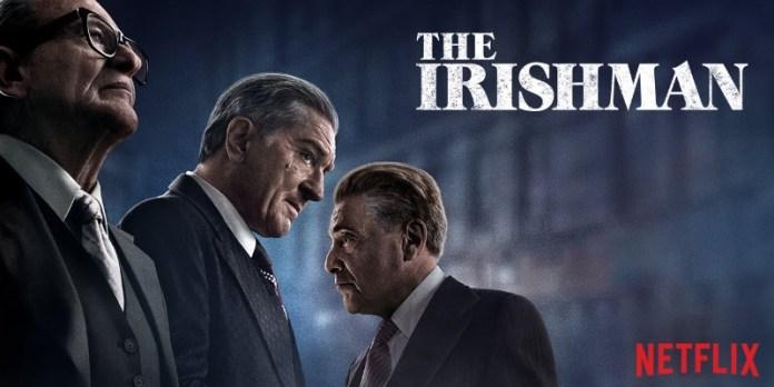 The Irishman film