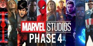 Fase 4 Marvel Kevin Feige