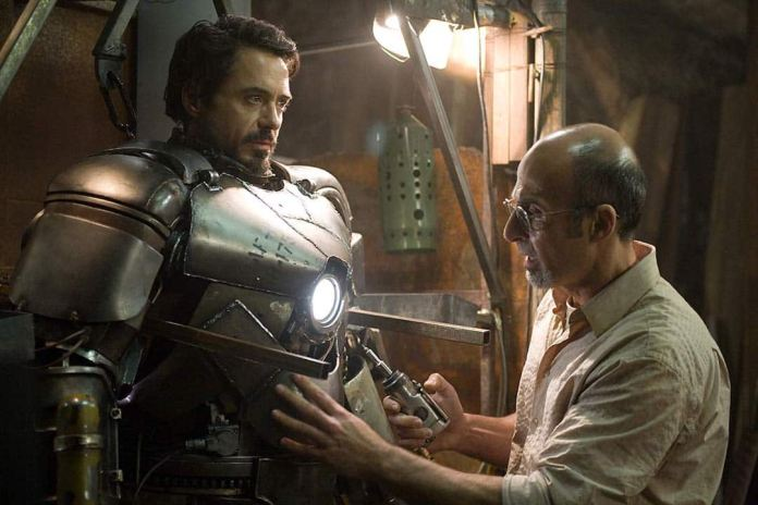 Iron Man film 2008