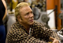 Mickey Rourke film