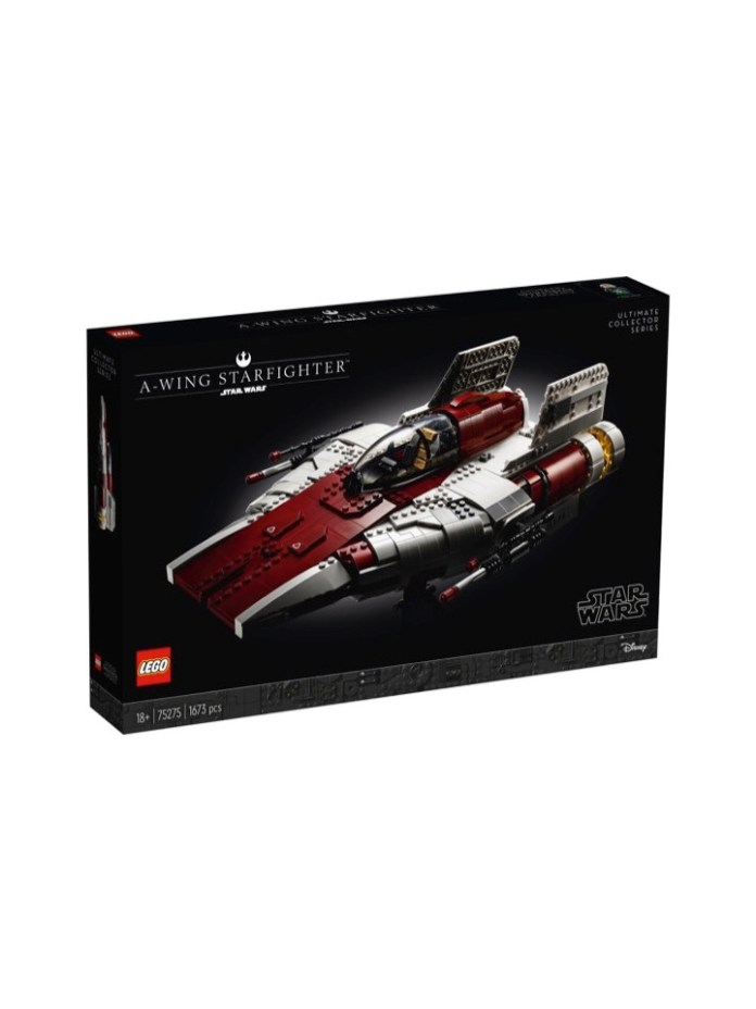 Playset Lego Star Wars A-Wing Starfighter