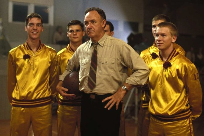 Gene Hackman basket