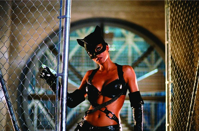 Catwoman attrici