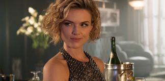Erin Richards nella serie Gotham