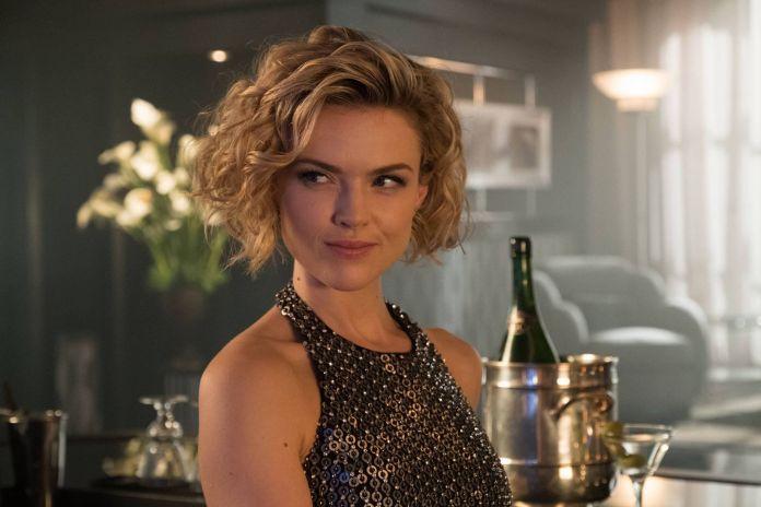 Erin Richards nella serie Gotham